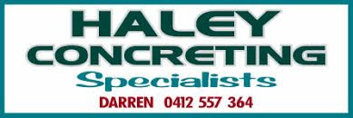 Haley Concreting Specialists